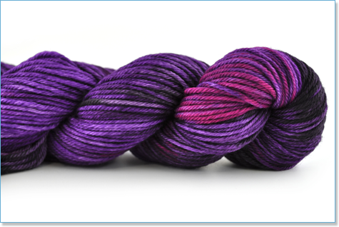 Western Sky Knits - Willow Worsted at Eat.Sleep.Knit
