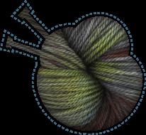 blue moon fiber arts yarn at eat sleep knit
